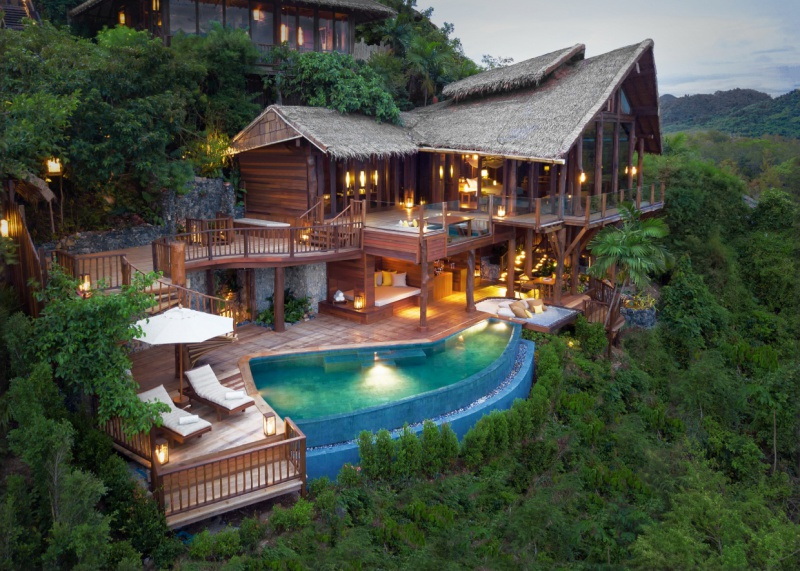 The View : la villa de luxe du Six Senses Yao Noi en Thaïlande